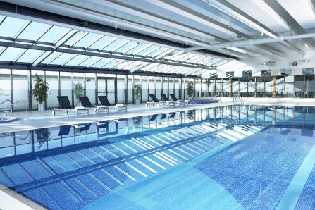 Carlton shearwater hotel discover the shannon for Galway hotels with swimming pool