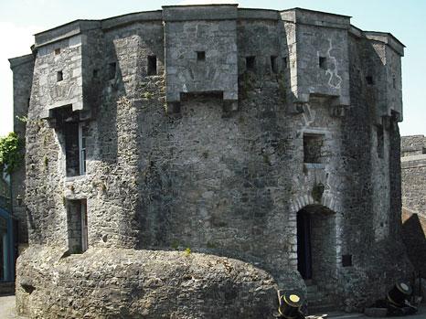 1840 Athlone castle
