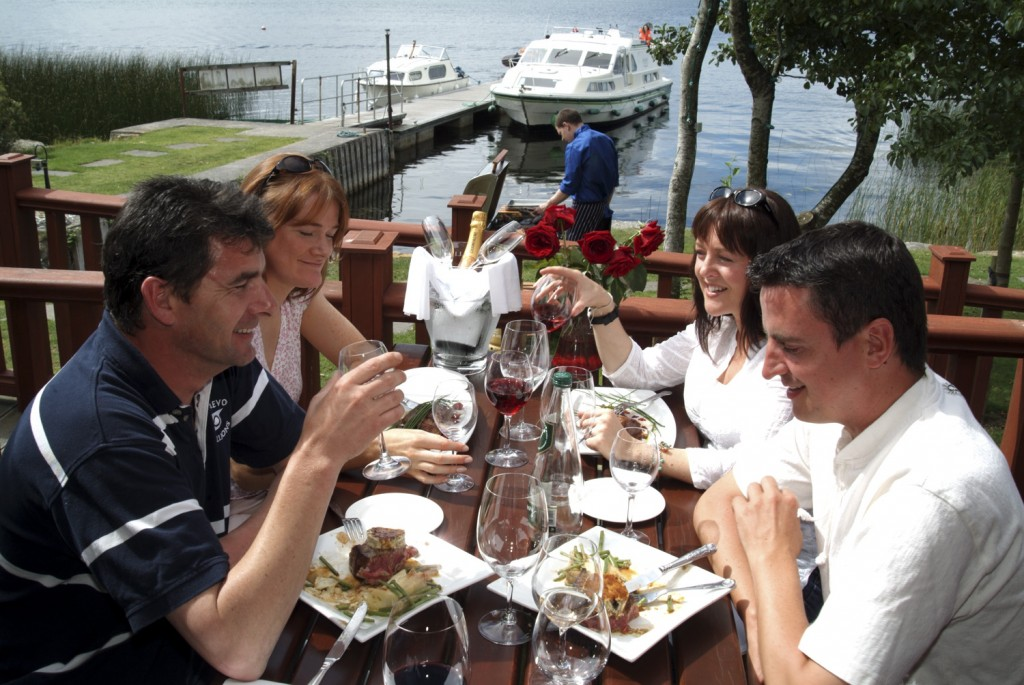 River Shannon-Cruising-Dining