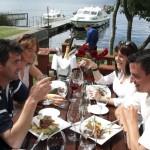 River Shannon-Cruising-Dining