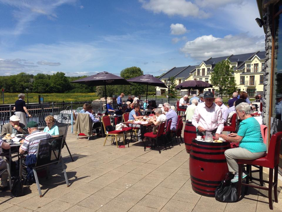 The Marina Hotel Is A Beautiful Boutique Located On Banks Of River Shannon 5 Minutes From Carrick In County Leitrim