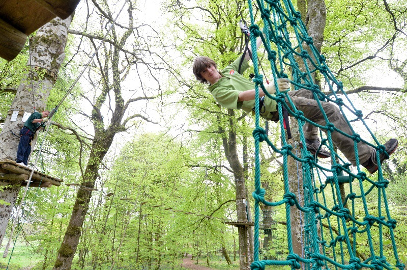 Zipit Forest Adventures - Discover the Shannon